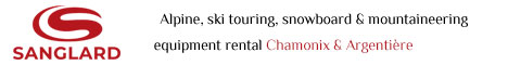 Sanglard Sports, alpine, ski touring, snowboard & mountaineering equipment rental Chamonix, Argentière, Vallorcine