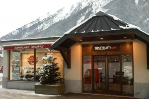 magasin surf argentiere