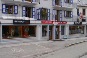 Chamonix magasin sport